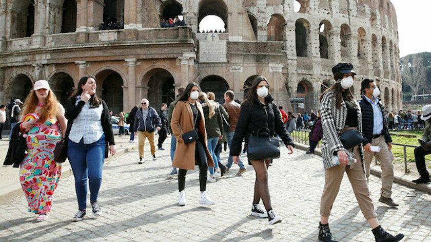 İtalya'da nüfusun dörtte biri karantinada