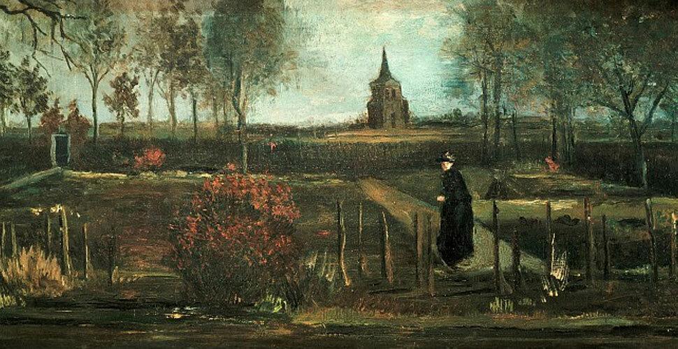 Koronavirüs hırsızları: Van Gogh tablosu çalındı