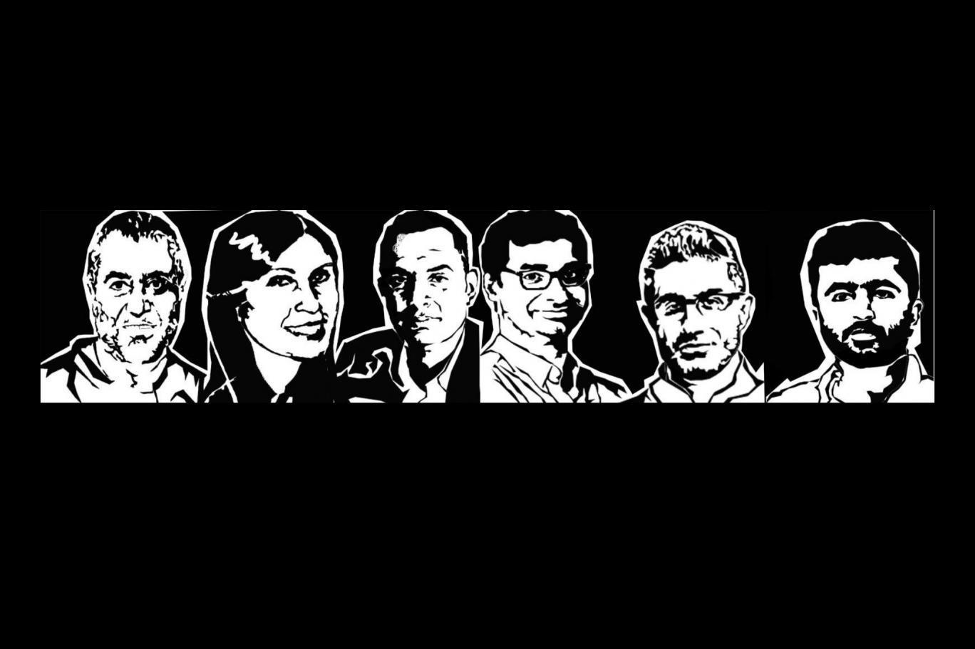 Tutuklanan gazetecilerin 18 yıla kadar hapsi isteniyor