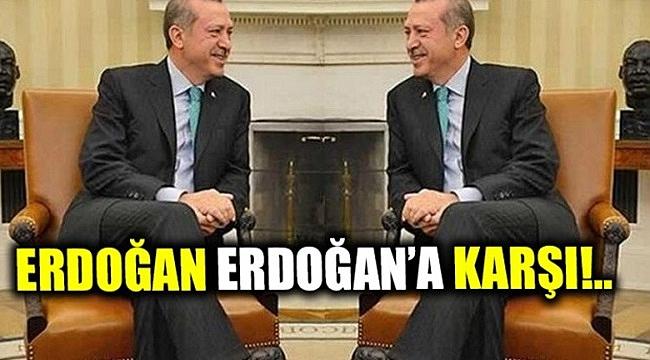 Erdoğan, Erdoğan'a karşı – Bülent Mumay yazdı
