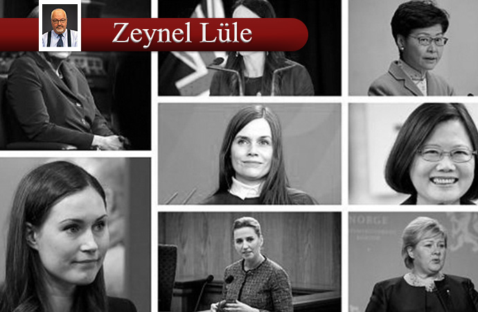 Dünyayı kadınlar yönetmeli – Zeynel Lüle'nin yazısı