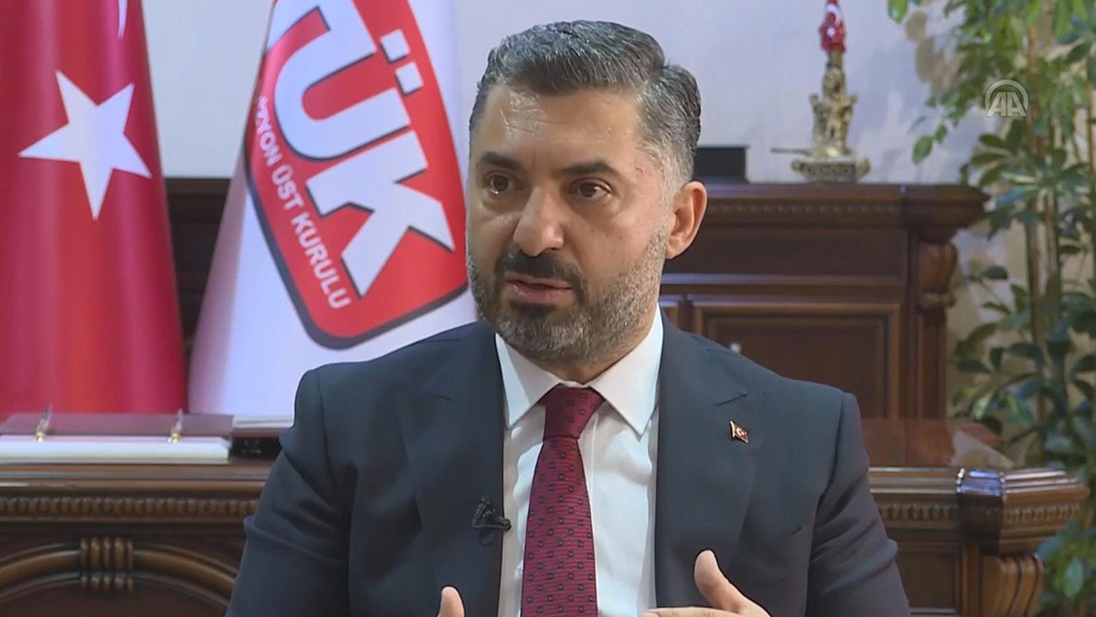 Skandal: RTÜK'ün beyanı doğru kabul edildi