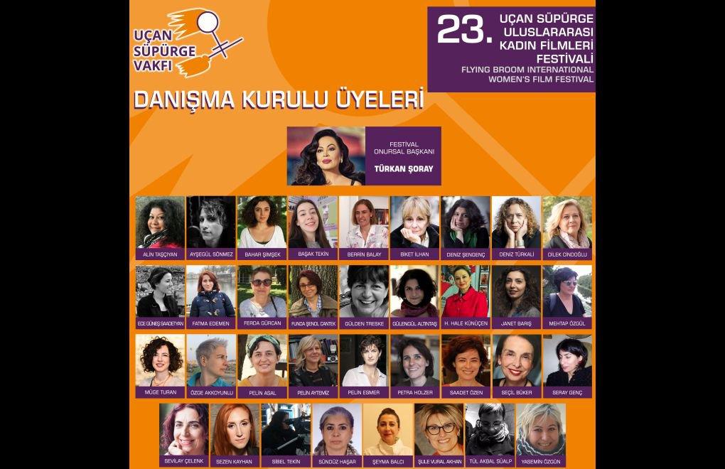 Uçan Süpürge Kadın Filmleri Festivali