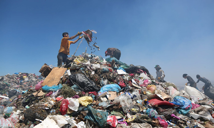Türkiye'ye ithal edilen plastik atık oranı son 15 yılda 173 kat arttı