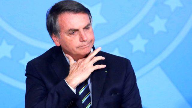 Bolsonaro'ya gazeteci boykotu