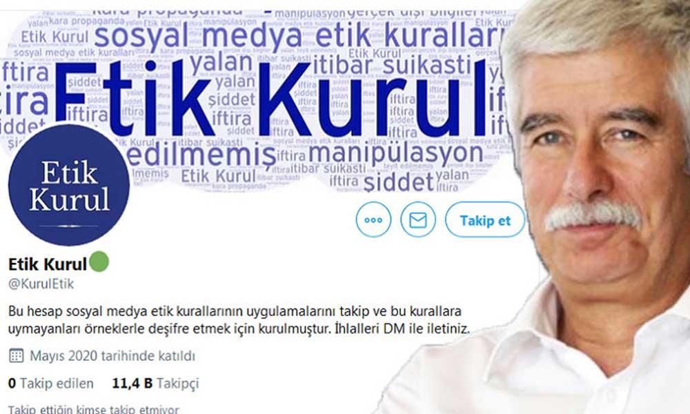 AKP Etik kurulunun 'Etik' ihlali – Faruk Bildirici yazdı