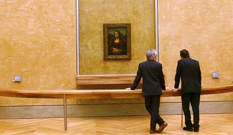 """Fransız önerdi: """"Mona Lisa'yı satalım"""""""