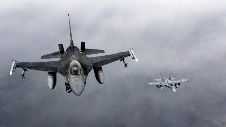 Havada NATO-Rusya gerginliği