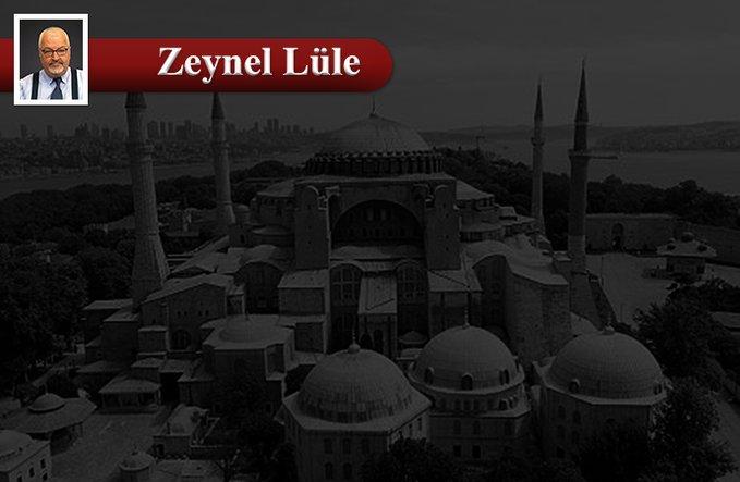 Siyaset kıskacında Ayasofya – Zeynel Lüle yazdı
