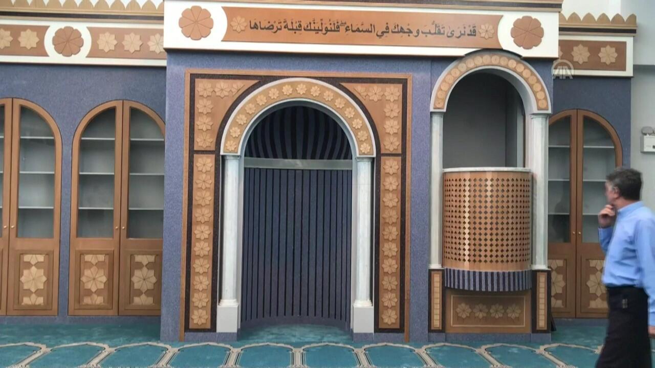 Avrupa'nın 'camisiz başkenti' Atina, ilk caminin açılışına hazırlanıyor
