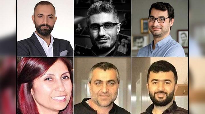 Gazeteciler hâkim karşısında