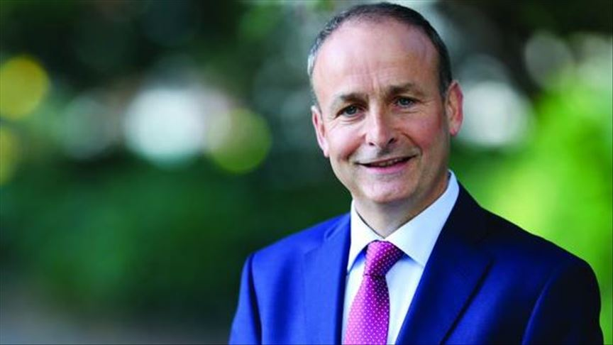 İrlanda'nın yeni başbakanı Micheal Martin