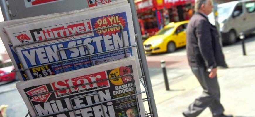 ABD'nin Medya Raporu : Erdoğan'ın medyayı kontrol çabaları geri tepiyor