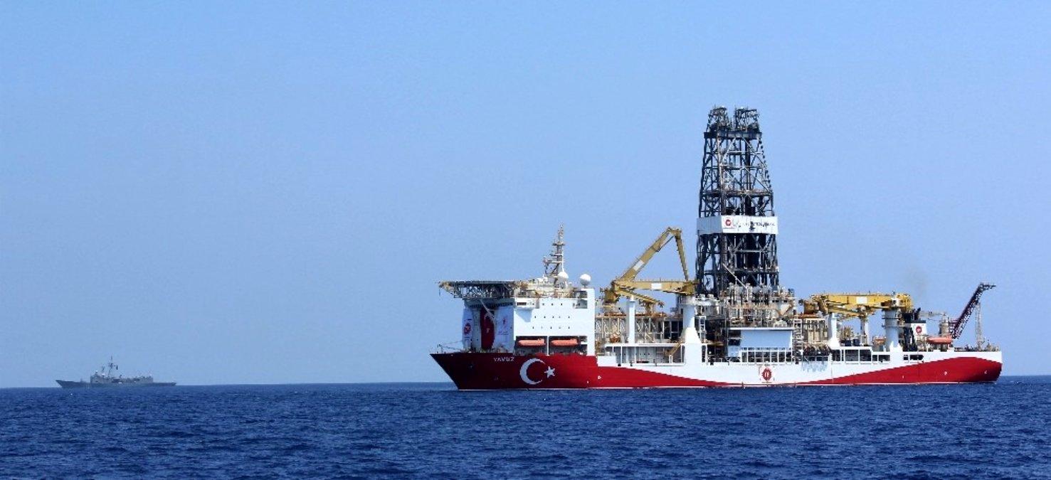 Doğu Akdeniz'de tansiyon arttı