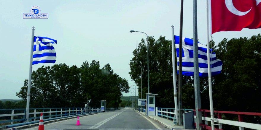 Yunanistan, 1 Temmuz'da Türkiye'ye sınırlarını açıyor