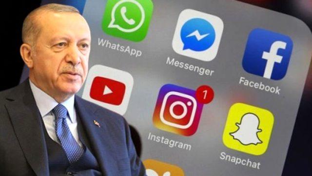 Sosyal Medya düzenlemesinde ilk adım tamam