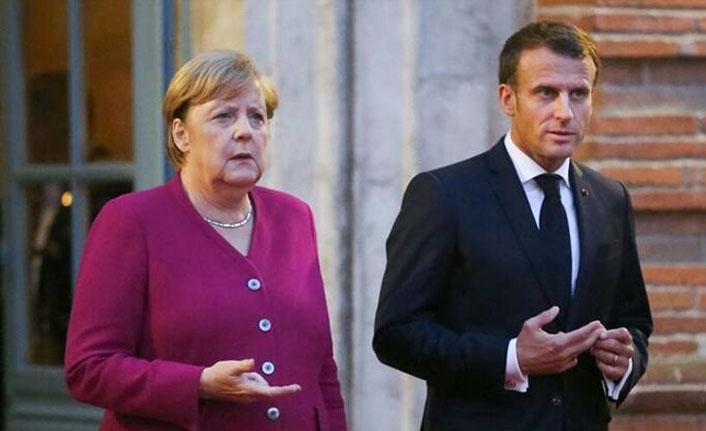 Almanya ve Fransa ekonomisinde tarihi küçülme