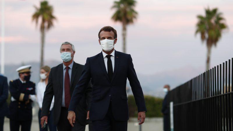 Akdeniz'de Macron'un tartışmalı rolü – Fransız ve Yunan basını ne dedi?