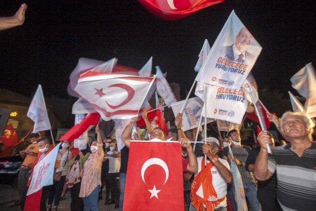 KKTC seçimi dünya basınında : Erdoğan'ın desteklediği aday kazandı