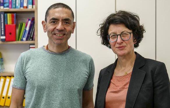 Dünya bu iki Türk bilim insanını konuşuyor
