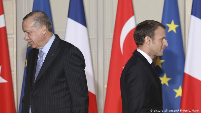 Erdoğan-Macron : Kim kazançlı? – Avrupa medyası tartışıyor