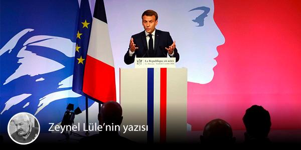Ne olursan ol, Fransız ol! – Zeynel Lüle yazdı