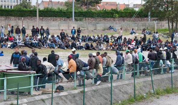 AB, sığınmacı kamplarındaki sefalet nedeniyle suçlanıyor
