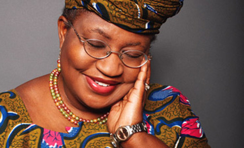 DTÖ'nün yeni başkanı Okonjo-Iweala