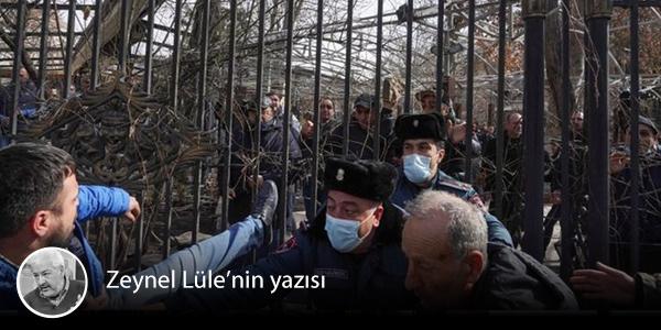 Ermenistan ve kaybolan yıllar – Zeynel Lüle yazdı