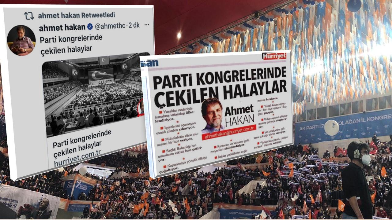 Ahmet Hakan ve Hürriyet'in 'bilgi karartan' gazeteciliği – Faruk Bildirici yazdı