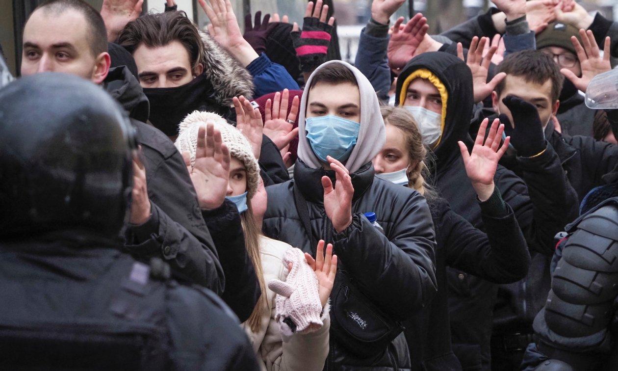 Navalnıy gösterileri nelere gebe? – Avrupa medyası ne diyor?