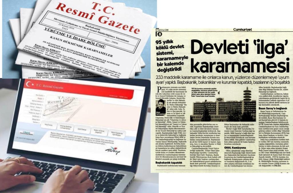 Resmi Gazete'nin okuru arttı, gazetecilerin ilgisi azaldı – Faruk Bildirici yazdı