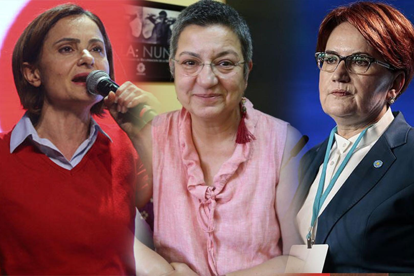 """Le Monde: """"Erdoğan'ın yolundaki üç kadın engel"""""""