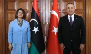 """Yunan Bakana haddini bildirdi"" ama Libya'da ne yaptı? – Faruk Bildirici"