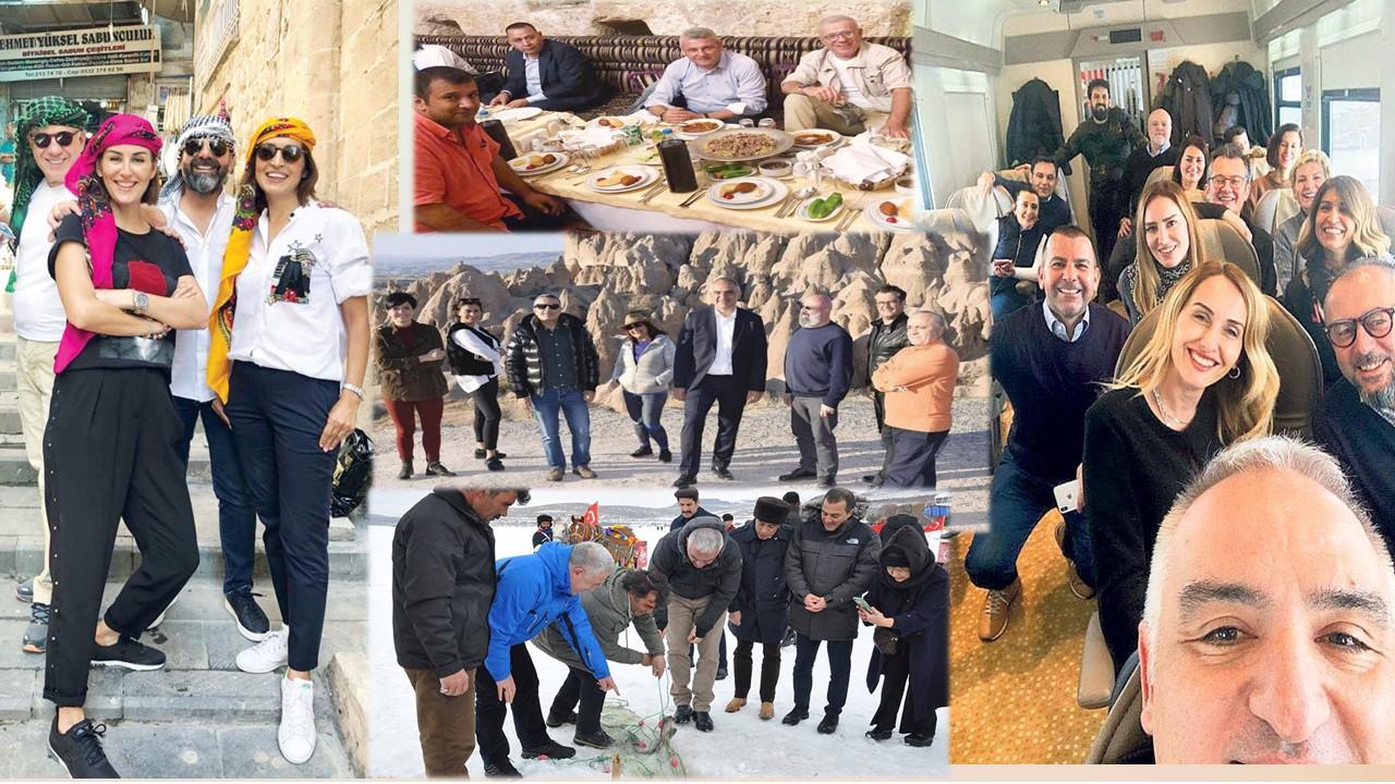 Ersoy'un turistik gezilerine katılan gazeteciler neredesiniz? – Faruk Bildirici