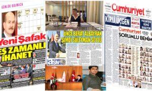 Soylu'ya mesafeli Sabah, AA muhabiri ve Cumhuriyet'in başyazısı – Faruk Bildirici