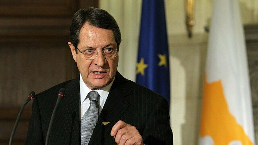 Nikos Anastasiadis: Türkiye'nin iki devletli çözüm formülü kabul edilemez
