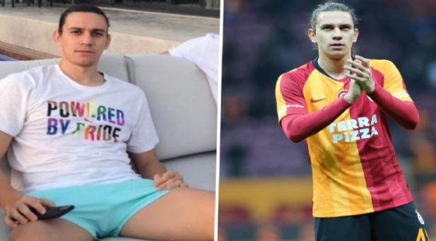 Futbolcuya homofobik saldırı