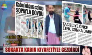 """Medyanın """"erkek adama etek giydirme"""" halleri – Faruk Bildirici"""