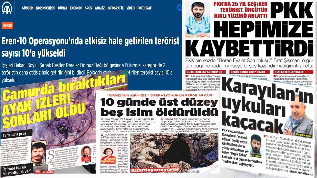 Öldürüldüğü açıklanan PKK'lı canlandı itirafçı oldu! – Faruk Bildirici