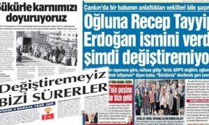 """""""Recep Tayyip"""" ismi ve """"Korku İmparatorluğu"""" yanlışı – Faruk Bildirici"""