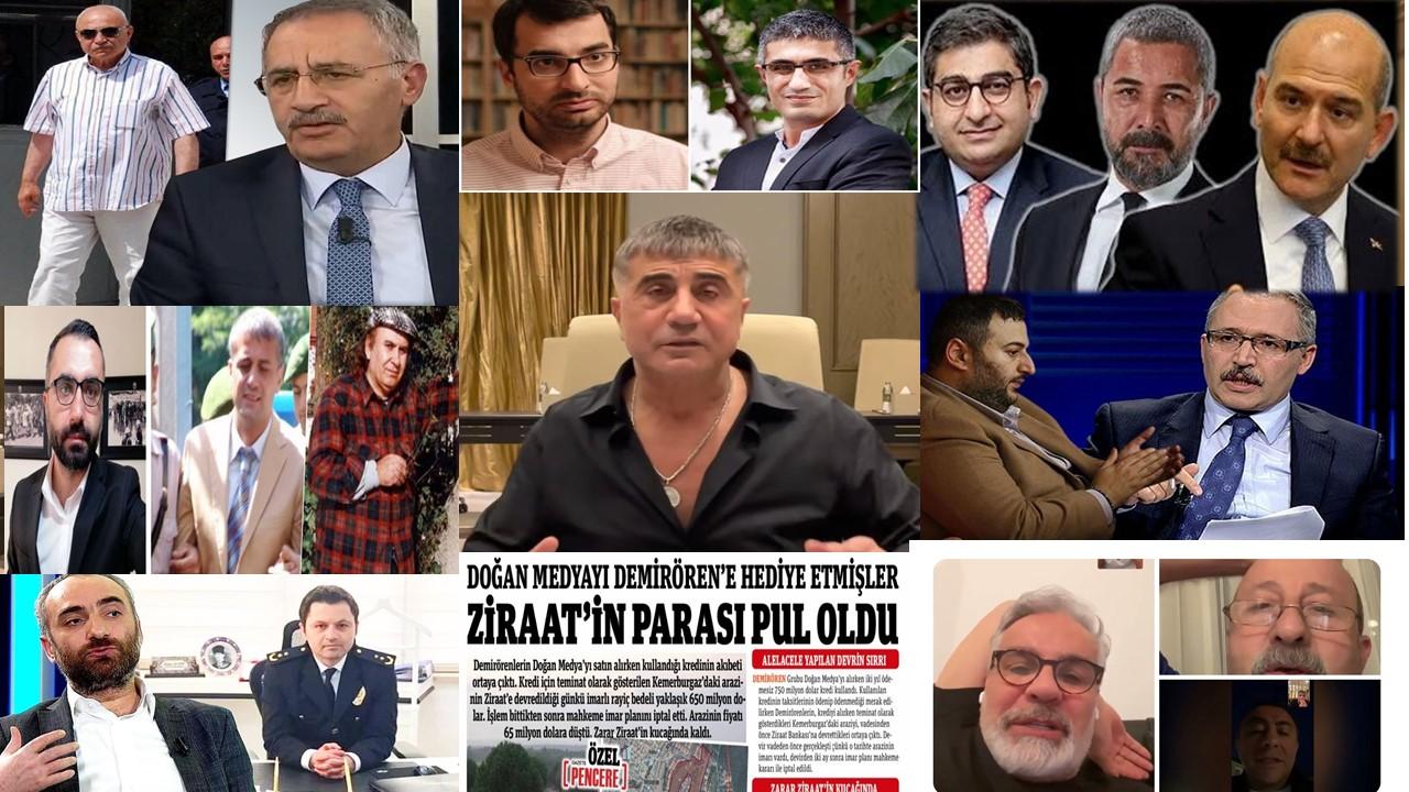 Sedat Peker vakasında gazetecilik bilançosu: Yeni kanıtlar, yeni ipuçları – Faruk Bildirici