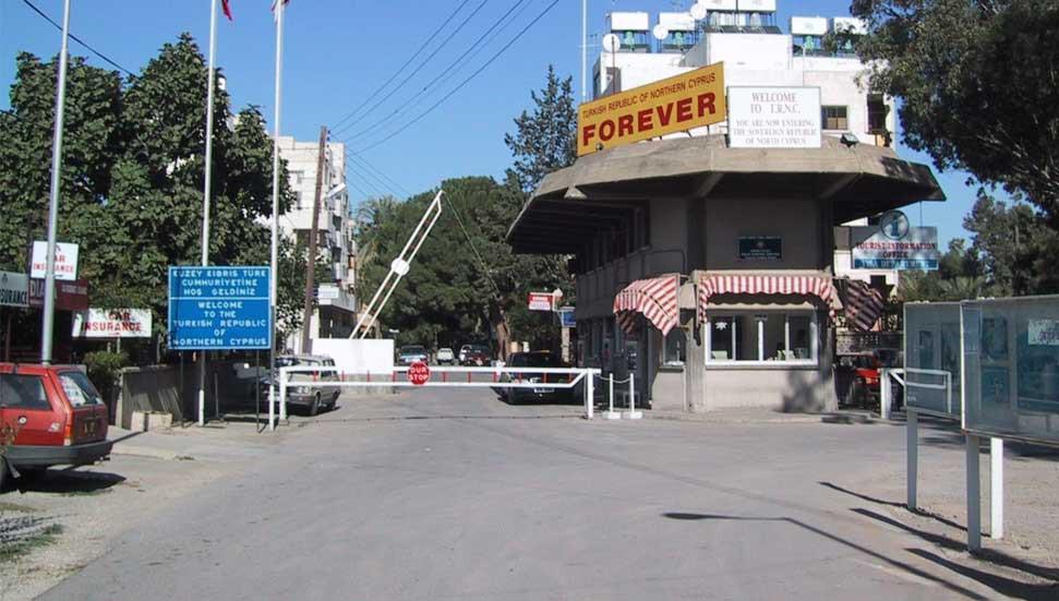 Kıbrıs'ta sınır kapıları yeniden açıldı