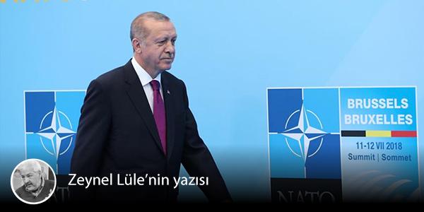 Dış politikasız Türkiye… – Zeynel Lüle