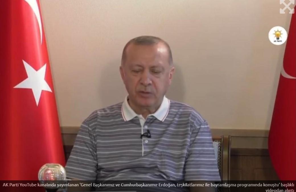 Cumhurbaşkanı Erdoğan'ın konuşurken uyuklaması haberdir –  Faruk Bildirici