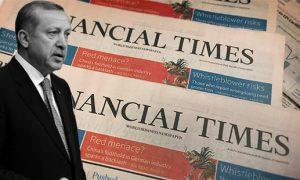Financial Times'tan Erdoğan analizi: Tarihi düşüş