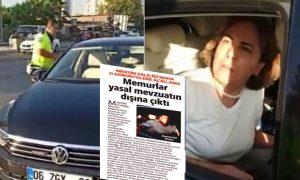 AKP milletvekilinin polise hakaretini gizlediler – Faruk Bildirici