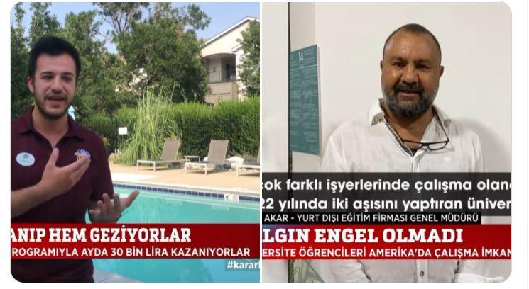 FOX TV'de 'örtülü' reklam – Faruk Bildirici